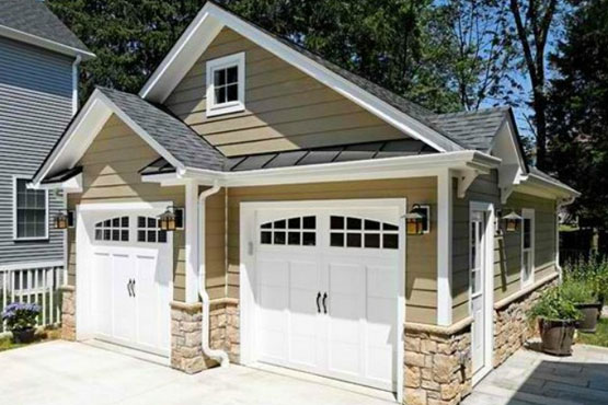 Home Free Standing Garage